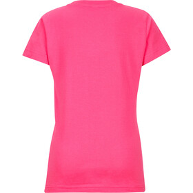 Marmot Scout Tee SS Jenter bright pink
